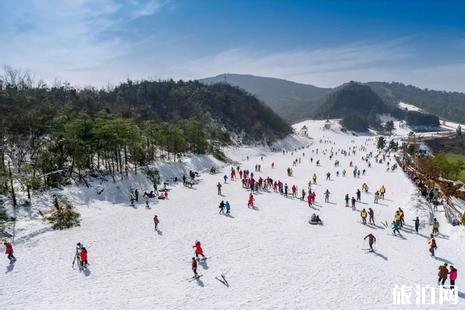 济南滑雪的地方有哪些 2019济南春节滑雪活动