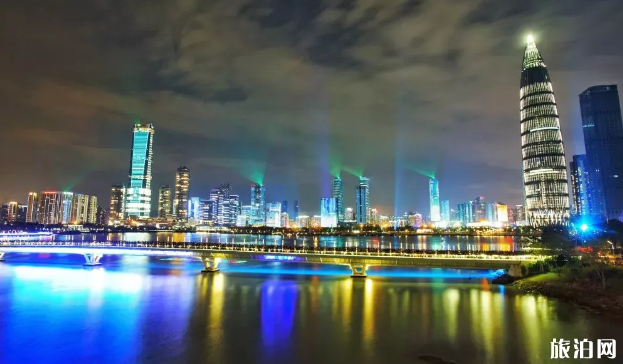 深圳灯光秀时间表2019 深圳春节灯会有哪些