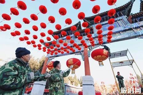 龙潭湖庙会2019门票+时间+地点+交通+介绍