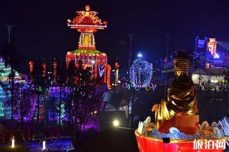 2019重庆春节优惠景点 景区+灯会