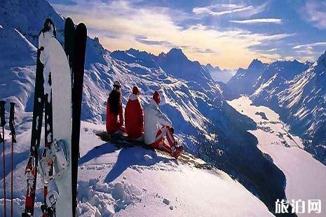 國內外四大滑雪好去處任君選擇