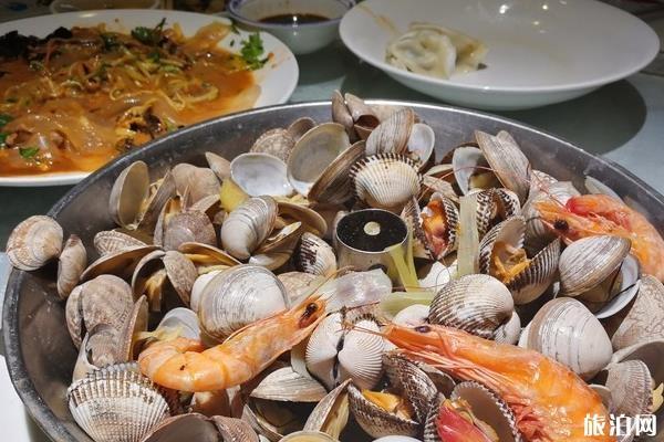 大连海鲜餐厅哪家好