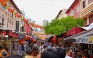 新加坡美食街在哪里