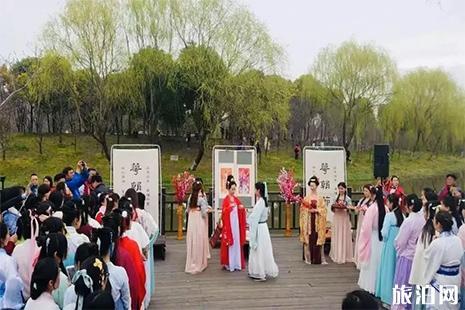2019上海花朝节3月24日开启 地点+活动流程
