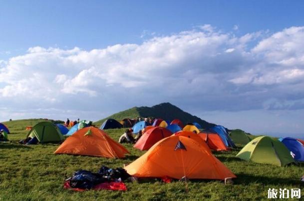 露营应该注意什么 露营注意事项