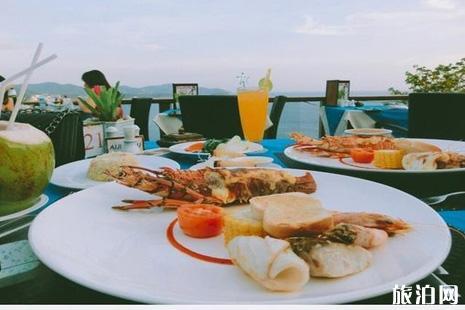 普吉岛卡伦海滩美食攻略