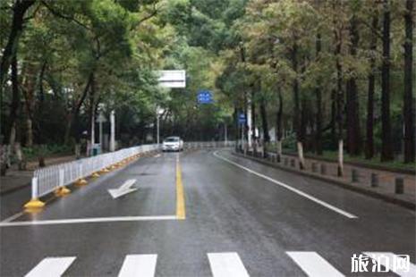 2019武汉清明节交通管制通告