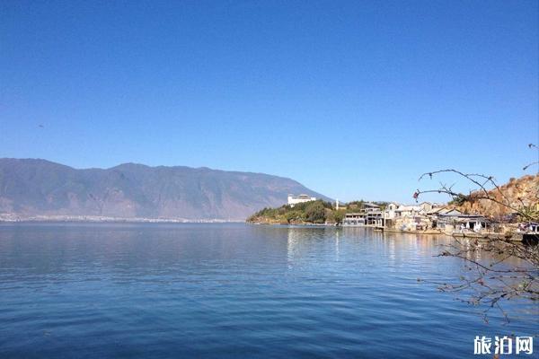 大理洱海风景区 环洱海交通方式 云南洱海旅游攻略