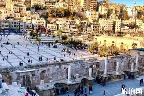 约旦旅游景点推荐