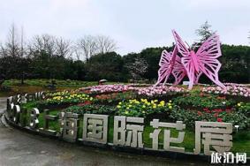2019上海植物园国际花展 时间+门票+停车信息