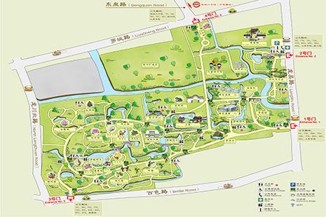 上海植物园 上海植物园在哪里 上海植物园门票