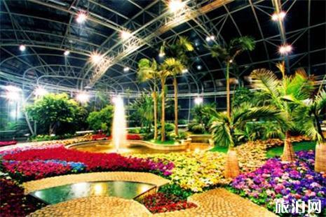 北京植物園 北京植物園預約 北京植物園門票是多少