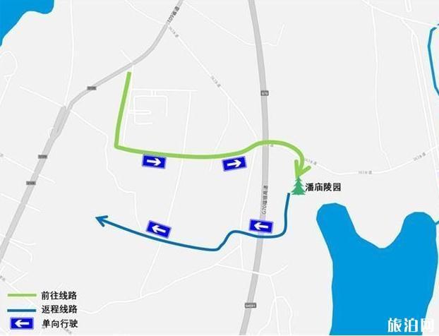2019武汉清明扫墓交通管制+绕行建议