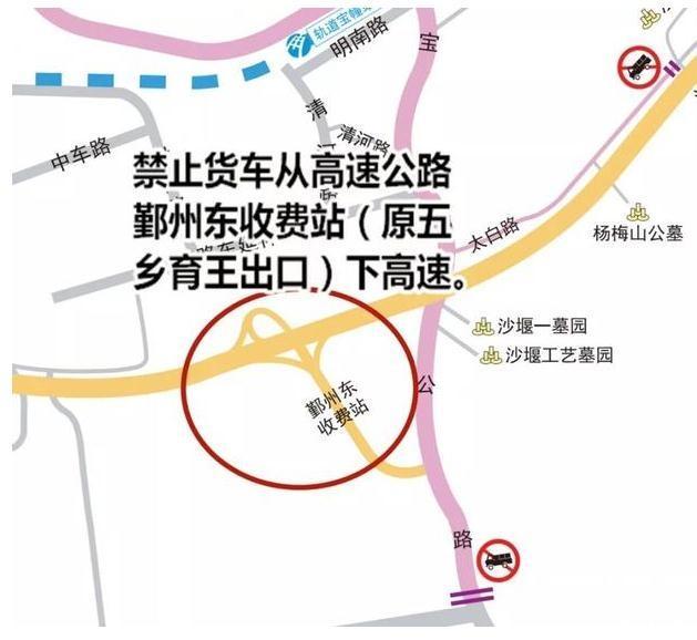 2019宁波清明扫墓交通管制+交通预测