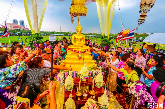 2019年泰国泼水节时间+注意事项