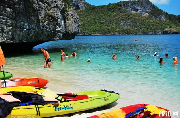 去泰国哪个岛最好玩