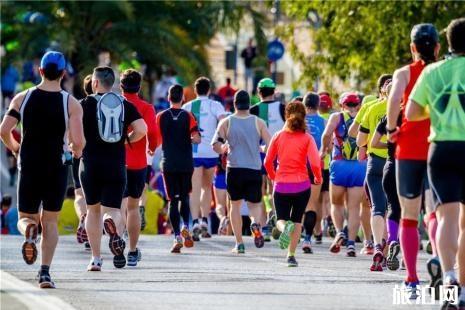 北京半程马拉松2019线路图+交通管制+公交调度
