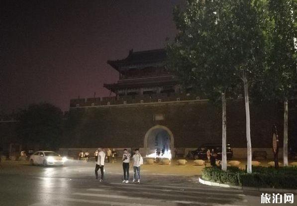 青州古城一日游攻略
