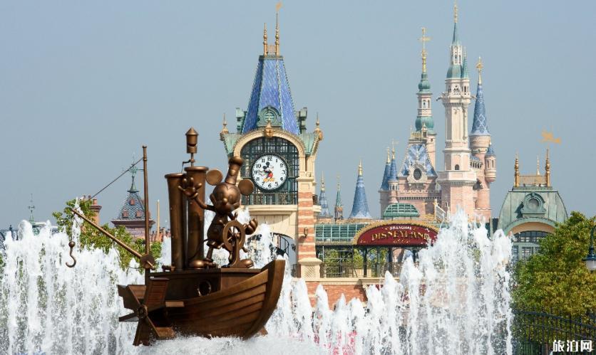 清明节去迪士尼人多吗图片