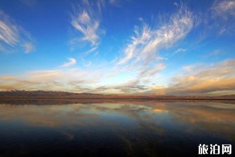 去茶卡盐湖怎样拍照片 茶卡盐湖倒影怎么拍