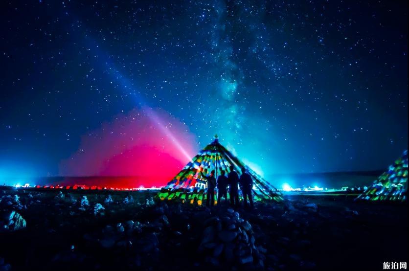 青海夜景怎么拍 青海夜景拍照