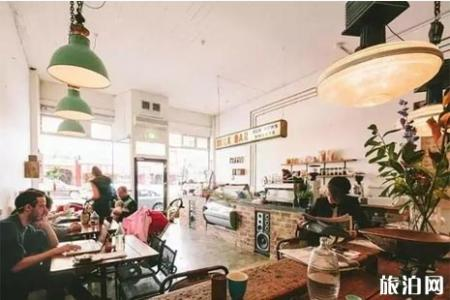 墨尔本咖啡店推荐