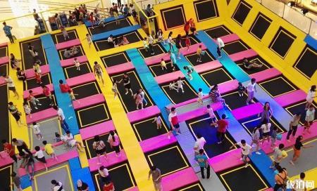 北京蹦床公园哪个好玩 2019北京蹦床公园地点+门票