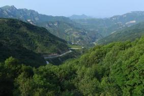2019年北京门头沟灵山景区暂停开放