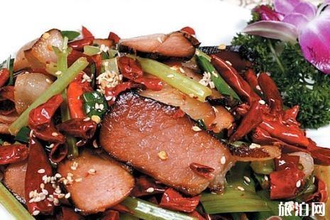 张家界特产有哪些美食