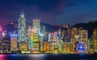 香港维多利亚港 维多利亚港夜景在哪看 维多利亚港哪里买船票