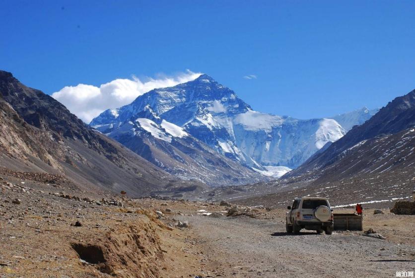 珠穆朗玛峰最佳拍照地点