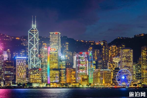 香港維多利亞港 維多利亞港夜景在哪看 維多利亞港哪里買船票