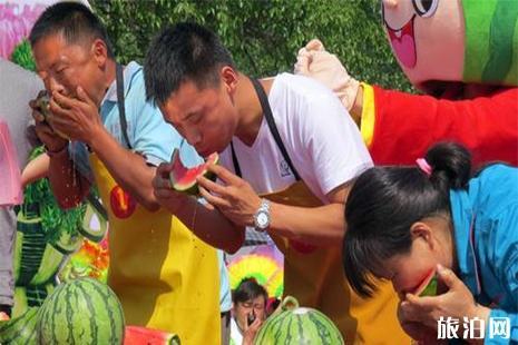 2019横溪西瓜节5月1日至6月30日举办