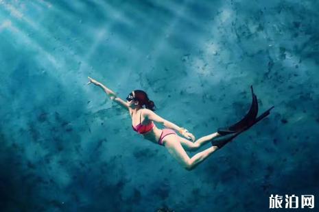 潜水拍照注意事项
