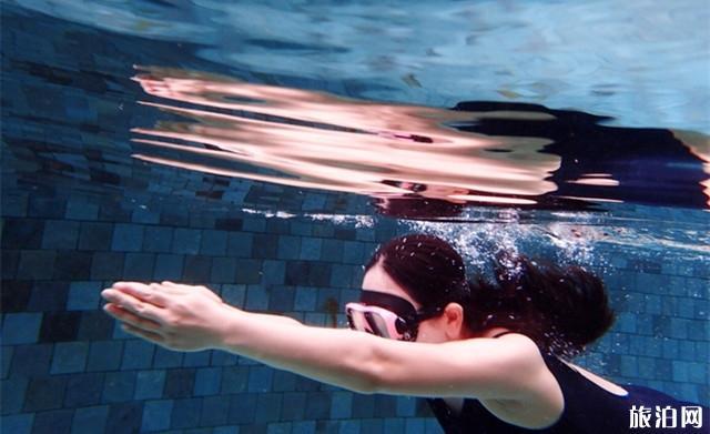 潛水怎么拍照好看
