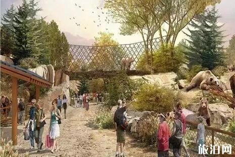 兰州新动物园在哪 附交通方式