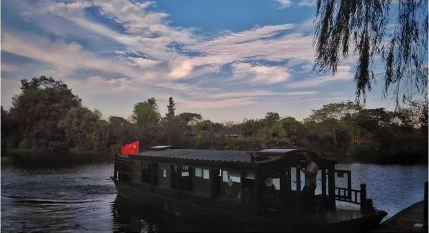 杭州西溪湿地公园图片 实拍实景