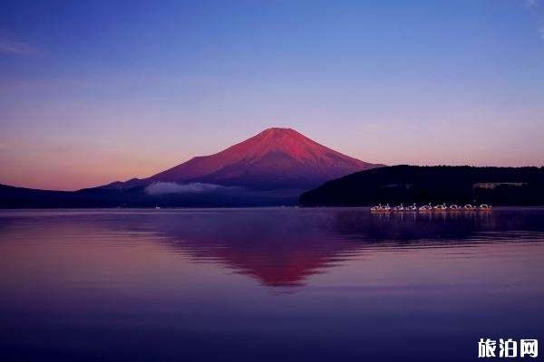 富士山最佳观赏时间 富士山观赏最好的地方