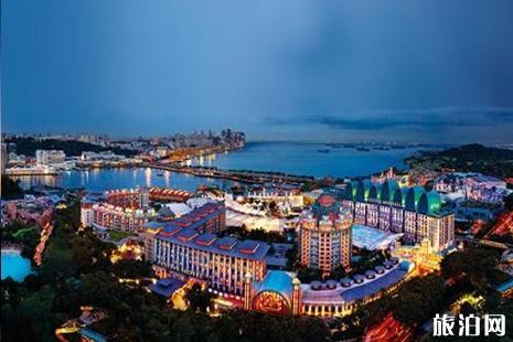 圣淘沙名胜世界酒店哪个好