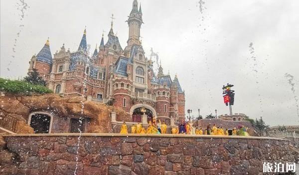 上海迪士尼亲子游攻略三四五岁宝宝