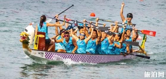 香港龙舟赛事2019时间+地点
