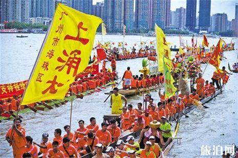 2019荔枝湾龙舟赛6月7日开启 附活动信息