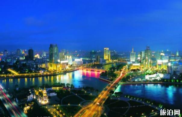 2019宁波三江口灯光秀时间+主题内容