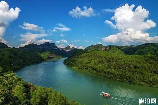 2019年暑假丹霞山門票優惠政策+旅游景點推薦