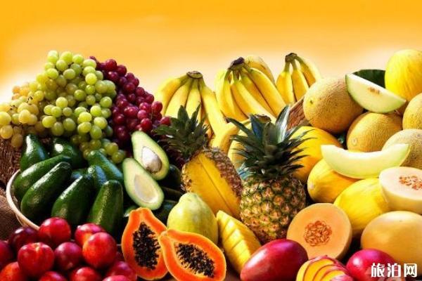 2019合肥水果采摘基地全年采摘时间+地址+价格