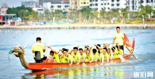 2019年茅洲河龍舟賽(舉辦時間+地點+交通參考)