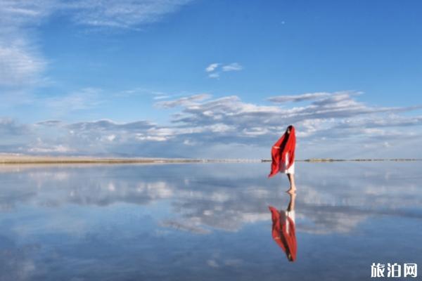 茶卡鹽湖拍照技巧 茶卡鹽湖如何拍鏡面美照