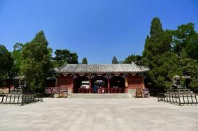 2019北京香山公園香山寺景區關閉時間+原因