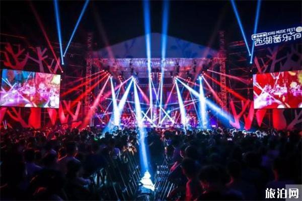 2019杭州國際音樂節 附活動時間安排