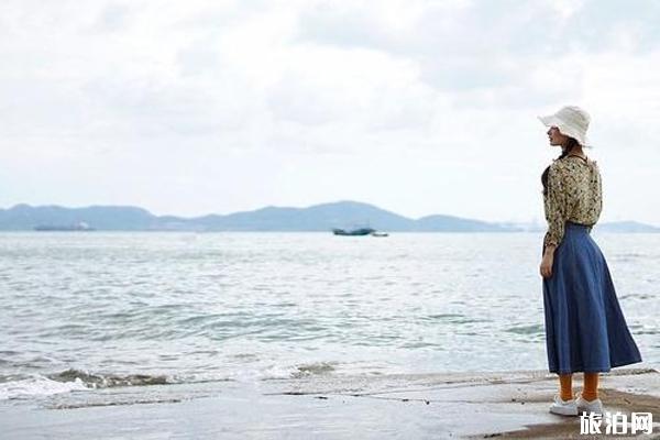 青岛第一海水浴场 第一海水浴场介绍 第一海水浴场更衣证价格